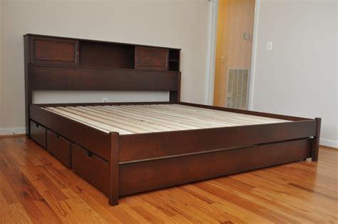 size storage bed frame storage bed frame size home design ideas