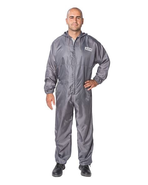 spray painter overalls sata anthracite paint overalls large