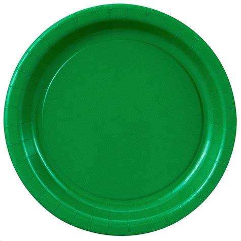 paper plates green paper plates 8 5 8 quot