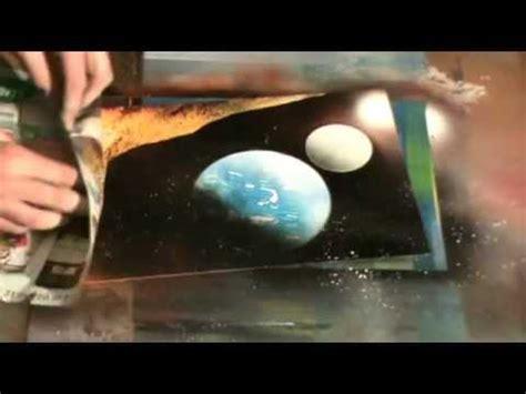 spray paint moon how to planet earth moon mini spray paint tutorial