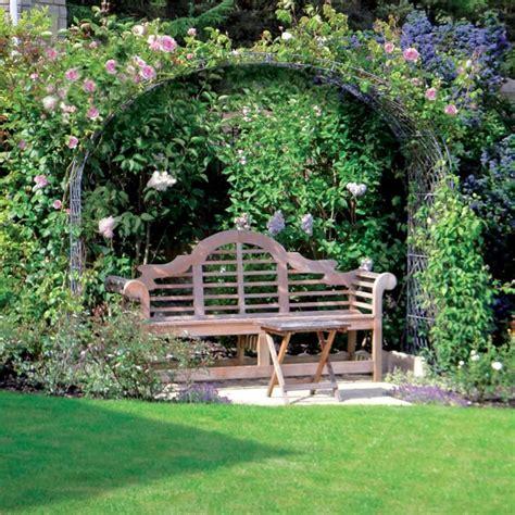 Garden Arch Gate Uk Garden Arches Metal Garden Arches In Wirework