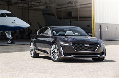 Cadillac News by New Car Cadillac Escala Car Design News