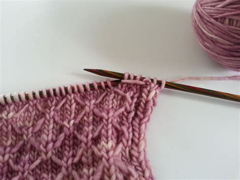 how to knit with yarn in front my knitting patterns just like buses the crimson rabbit