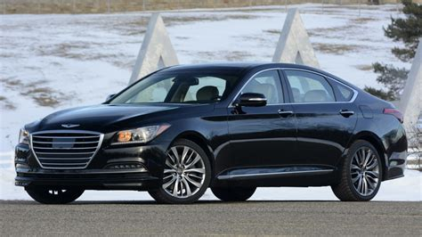 Hyundai Genesis 2015 5 0 by 2015 Hyundai Genesis 5 0 Review Photo Gallery Autoblog
