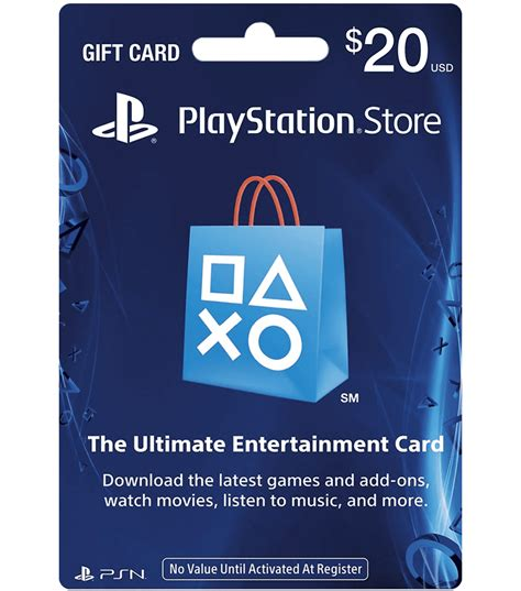 card card psn gift card 20 us email delivery mygiftcardsupply