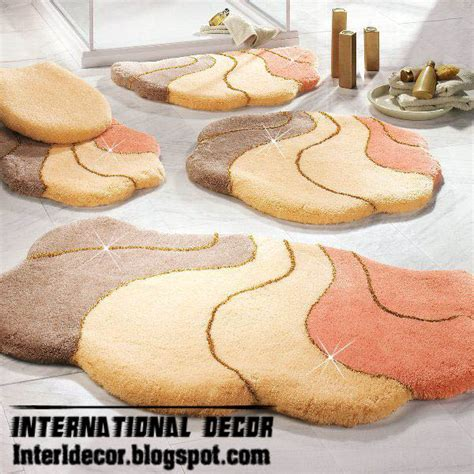 yellow bathroom rug sets 10 modern bathroom rug sets baths rug sets models colors
