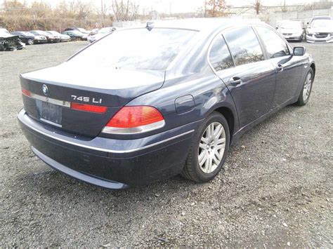 Bmw Ct by 2002 Bmw 745li Hartford Ct 06114 Property Room