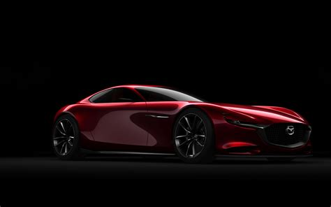 Car Wallpaper For Note 3 Neo by Mazda Rx Vision Concept Side View Car Wallpaper