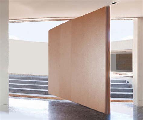 Diy Clothing Storage wood skin sing panel pivot door non warping patented