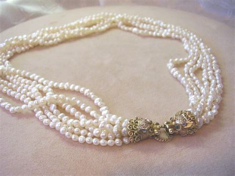 freshwater pearls for jewelry cultured freshwater pearl necklace 14kt gold