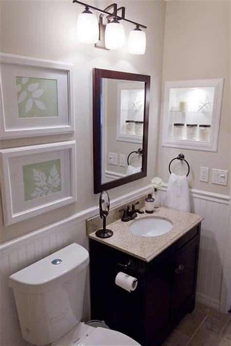 guest bathroom design black white small bathroom decorating sles i