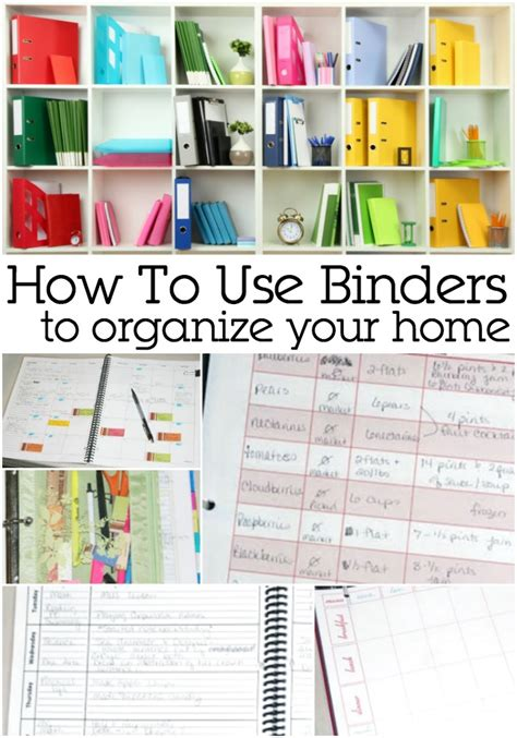 organize your house how to organize your house using a binder to organize your