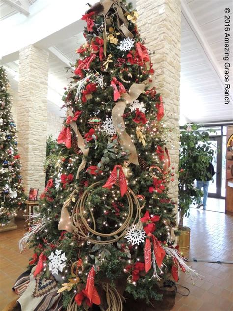 collection of cowboy tree ornaments best