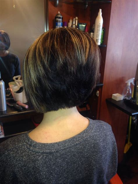 what does a bob hair cut loom like 1000 ideas about stacked bob haircuts on pinterest
