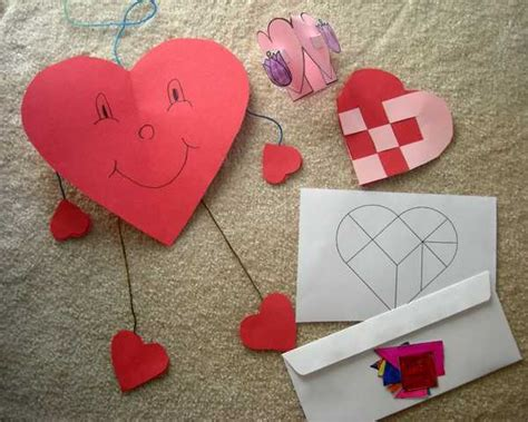 valentines day arts and crafts for 10 easy valentins day ideas last minute home decorations