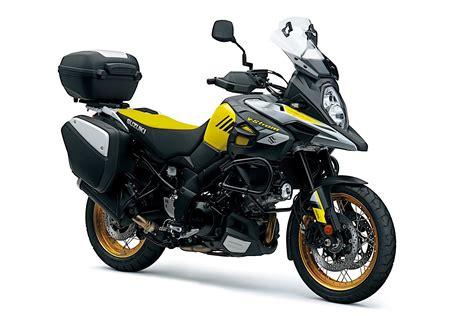 Suzuki Vstrom by 2017 Suzuki V Strom 650 And 1000 Get Updated Autoevolution