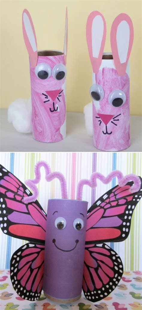 crafts toilet paper toilet paper roll crafts for paper crafts ideas for