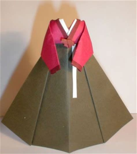 korean paper crafts 25 best ideas about origami dress on diy