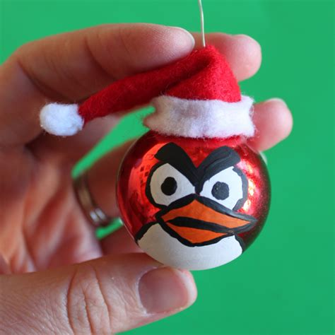 angry bird ornaments angry birds ornaments dollar store crafts