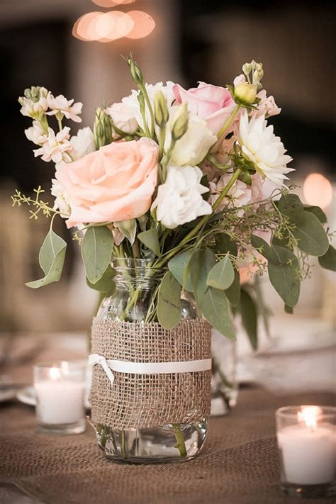 diy wedding centerpieces with jars best 25 jar centerpieces ideas on