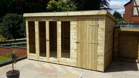 Small Cabin Blueprints shed king liverpool sheds timber buildings garden