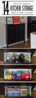 small kitchen storage ideas add kitchen storage in a small space