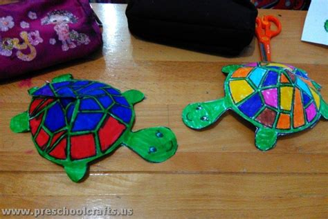 turtle crafts for turtle craft for preschool crafts