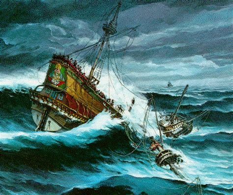 Sinking Mexico City by The Atocha Shipwreck The Scuba Lady S Blog