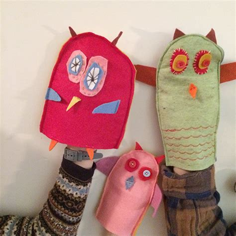 puppet crafts for stitch n felt puppets babyccino daily
