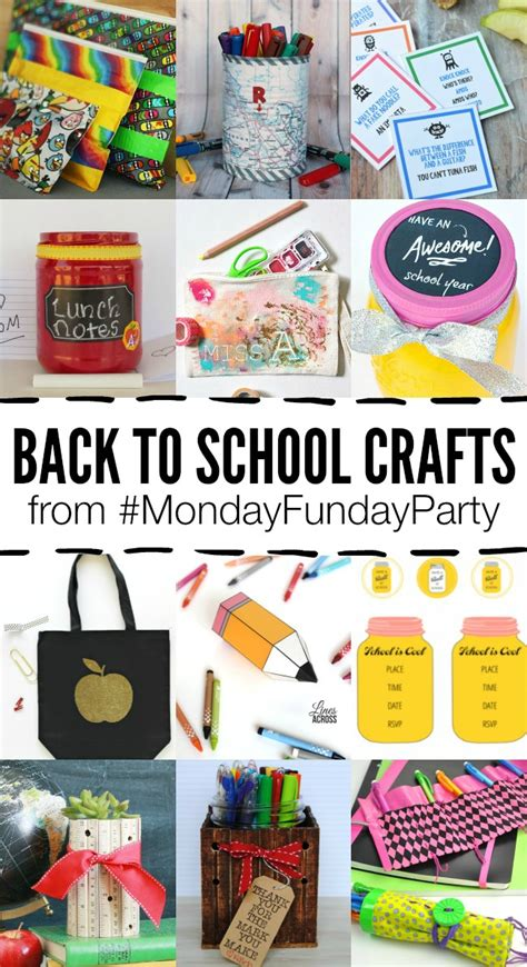 back to school crafts for back to school crafts 12 ideas setting for four