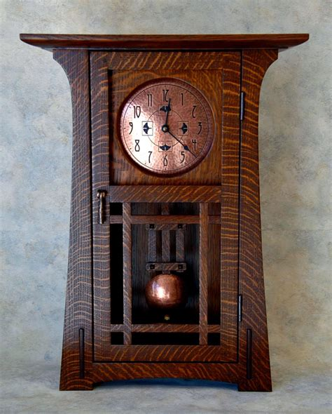 clock crafts for arts and crafts clocks