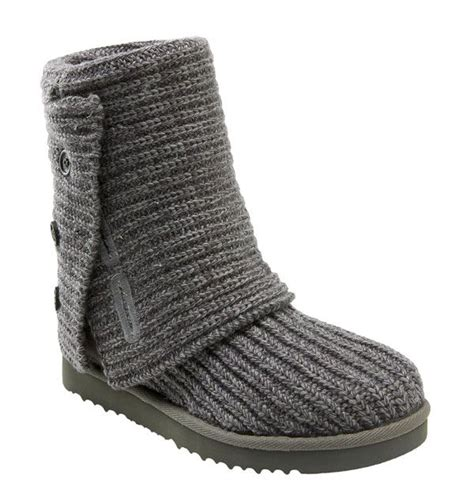 Ugg 174 Australia Cardy Classic Knit Boot My Style