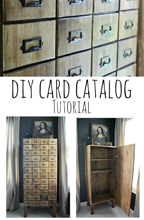 how to make a card catalog how to make a card catalog cabinet home design inspirations