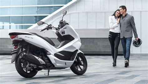 Honda Pcx 2018 Indonesia by Daftar Aksesoris Honda Pcx 2018 Makin Keren