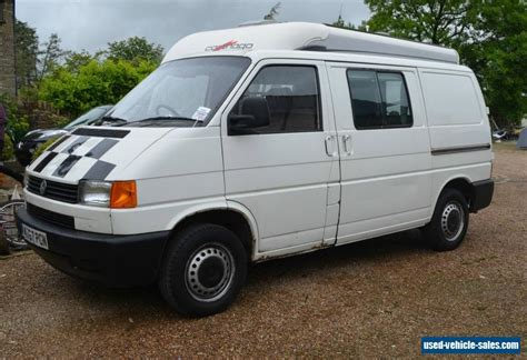 Volkswagen Diesel For Sale by 2000 Volkswagen Transporter For Sale In The United Kingdom