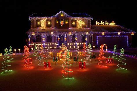 home light displays who s got the best neighborhood light display in