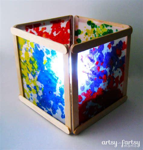 paper lantern craft ideas diy paper lantern the diy