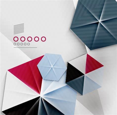 how to make origami geometric shapes geometric paper origami comot