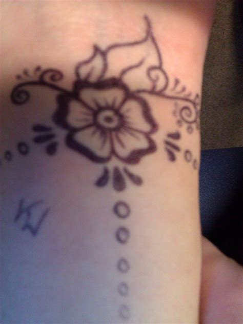 wrist henna by love for the arts on deviantart