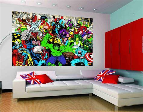 marvel wall mural 1wall marvel wall mural