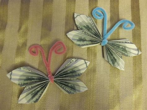 money origami butterfly money origami butterfly easy comot