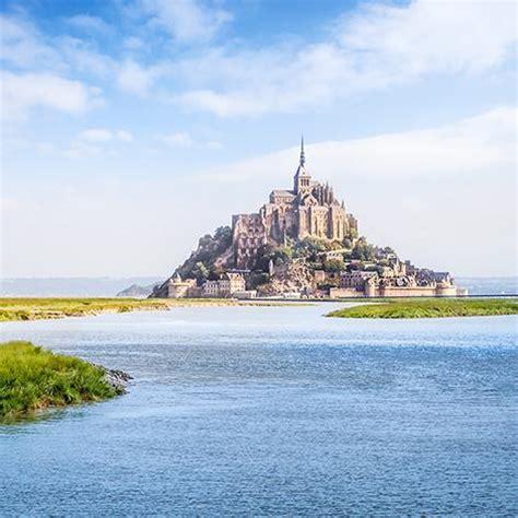 visiter l abbaye du mont michel