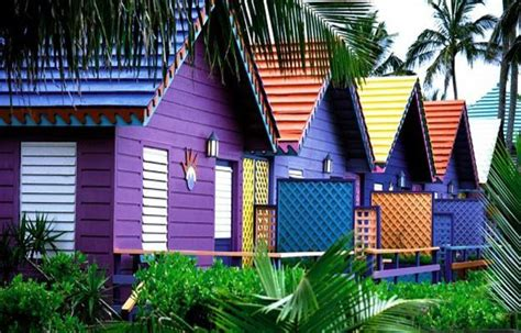 colorfu houses painting colorful exterior painting ideas adding to outdoor