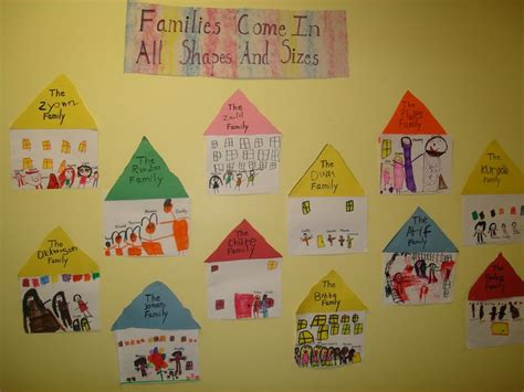 family craft for 1000 ideas about family theme on preschool