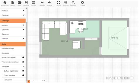 programa para hacer planos archifacile programa para planos construye hogar