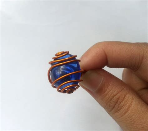 how to make rings out of wire and diy wire wrapped gemstone rings 183 how to make a wire
