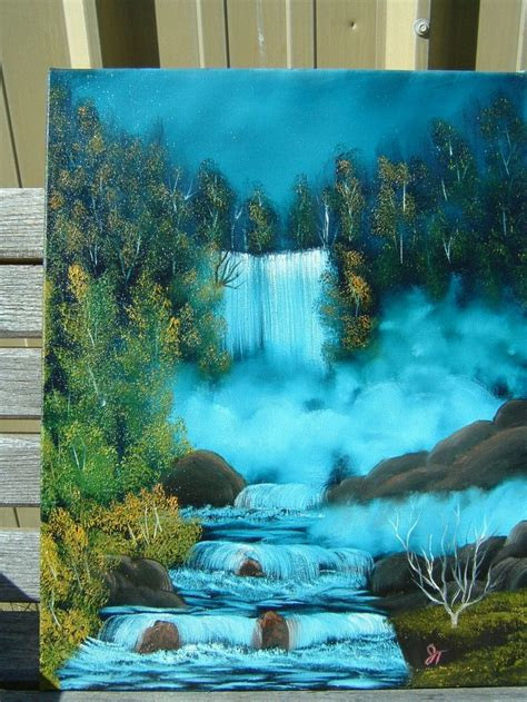 bob ross painting in acrylics 17 best images about painting ideas on