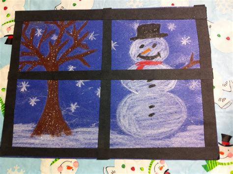winter craft projects kindergarten at play winter craftivities