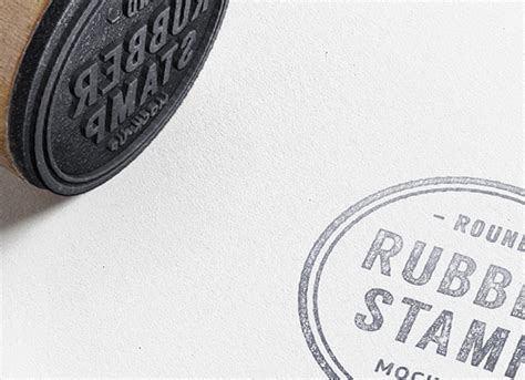 rubber st psd free rubber st psd mockup creative alys