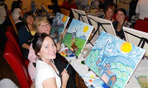 paint with a twist groupon wine and canvas 49 nc